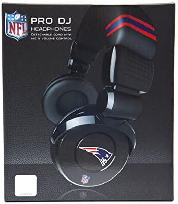 iHip NFL DJ Style Headphone with In-Line Microphone