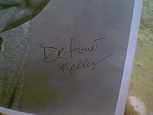 Kelley, Deforest Photo Signed Autograph Star Trek
