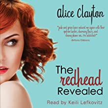 The Redhead Revealed Audiobook by Alice Clayton Narrated by Keili Lefkovitz