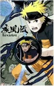 Naruto CG-NARSTDECK Invasion - Naruto Theme Card Game [card Game]