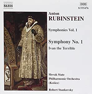Symphony No. 1/Ivan the Terrib