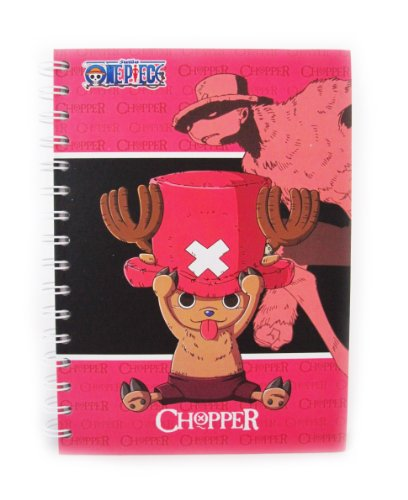 [Tony Tony Chopper One Piece Pink Teens Paper Notebook Memo Book] (Tony Hawk Halloween Costume)