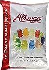 Albanese Flavor Gummy Bears 5 Pound