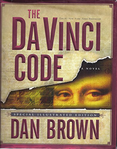 The Da Vinci Code: Special Illustrated Edition By Brown, Dan Published By Doubleday (2004) Hardcover front-849873