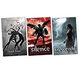 Becca Fitzpatrick Becca Fitzpatrick Trio, 3 books, RRP £20.97 (Crescendo; Hush Hush; Silence).