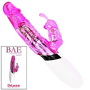 Bae Rabbit Sex Toy Vibrator - Adult Rotating Stimulator for Women