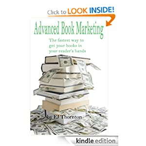 Advanced Book Marketing - the fastest way to get your books into your reader's hands