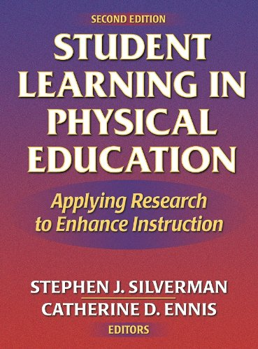 Student Learning in Physical Education - 2nd: Applying...