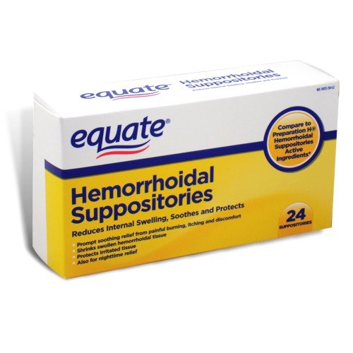 equate-hemorrhoidal-suppositories-24-ct