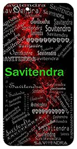 Savitendra (Sun) Name & Sign Printed All over customize & Personalized!! Protective back cover for your Smart Phone : Moto G-4-Plus