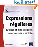 Expressions r�guli�res - Syntaxe et m...