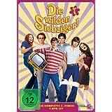 """Die wilden Siebziger - Die komplette 7. Staffel (4 DVDs - Digipack)von """"Topher Grace"""""""