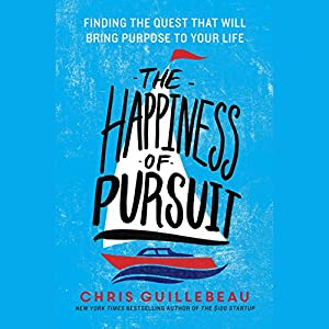The Happiness of Pursuit Hörbuch