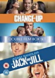 The Change-Up/Jack And Jill [DVD]