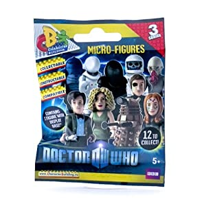 Would doctor who series 4 toys her