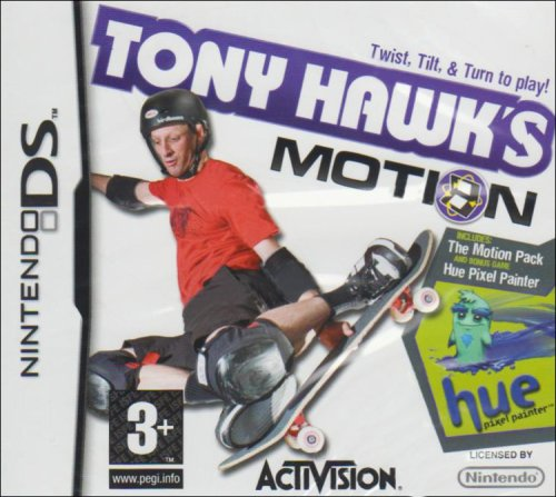 Tony Hawk's: Motion (Nintendo DS)