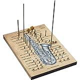 Ochres Music OCTOOLS All-in-One Saxophone Screwboard Sax Repair Kit (Color: Wood)