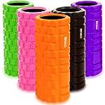 Foam Roller For Deep Muscle Massage +...