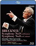 ブルックナー:交響曲第8番&第9番 [Blu-ray]