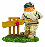 Woodland Wilf Gets Bowled Over Polyresin Garden Gnome