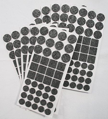 almohadillas-de-fieltro-mixed-feltpads-en-color-blanco-marron-o-gris-fieltro-proteccion-antiaranazos