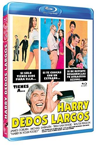 Harry Dedos Largos BD 1973 Harry in Your Pocket