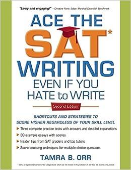 Sat essay tips hints