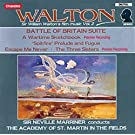 Walton: Battle of Britain suite (Walton's film music Vol. 2)