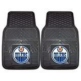 FANMATS NHL Edmonton Oilers Vinyl Heavy Duty Vinyl Car Mat at Amazon.com