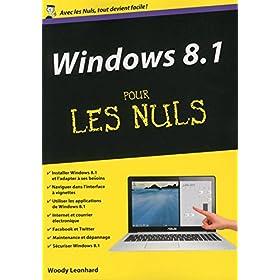 Windows 8.1, M�gapoche Pour les Nuls