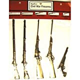 Civil War Musket/Pistol Miniature Replica Set