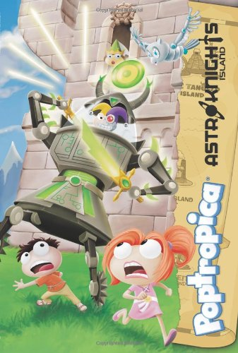 Amazon.com: Astro-Knights Island (Poptropica) (9780448461991): Tracey West, MadPark Design Inc.: Books