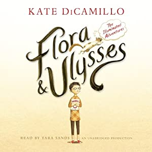 Flora and Ulysses Audiobook