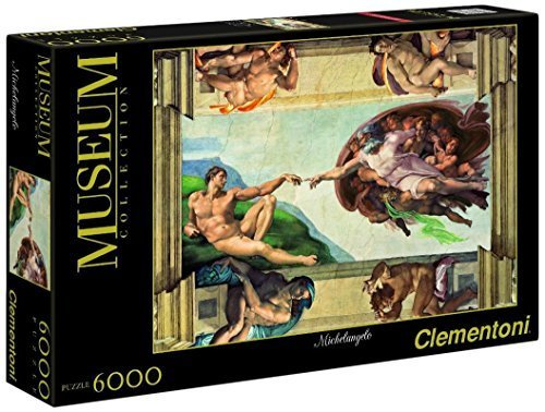 The-Creation-of-Man-6000-Piece-Jigsaw-Puzzle-by-Clementoni