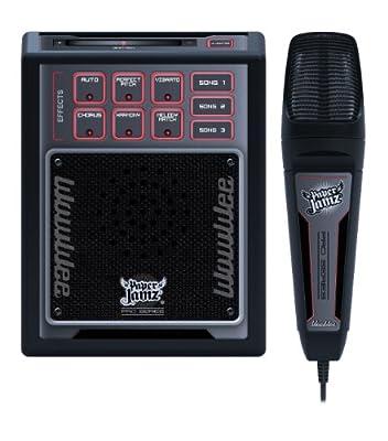 Paper Jamz Boy Pro Microphone (Black)
