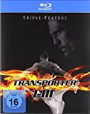 Transporter 1-3 - Triple-Feature [Alemania] [Blu-ray]