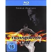 Post image for Oceans Trilogie für 14€ und Transporter 1-3 für 18€ – Blu-Rays