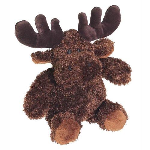 """10"""" Moose - Cuddle Pal Plush Toy front-378586"""