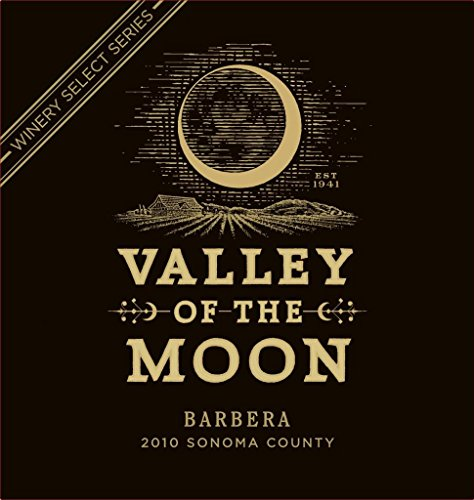 2010 Valley Of The Moon Winery Select Series Sonoma County Barbera 750 Ml