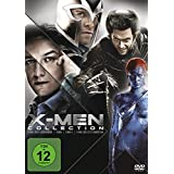 X-Men Collection 4 DVDs