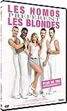 echange, troc Les homos préfèrent les blondes