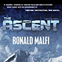 The Ascent Audiobook by Ronald Malfi Narrated by Steve Cooper