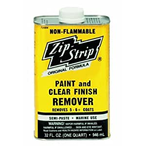 Zip-Strip Premium Paint Non Flammable Can 32 Fl.Oz.