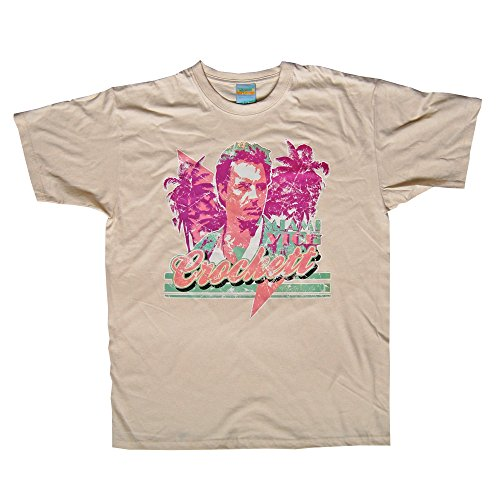 Low Cost Miami Vice T-Shirt by Pop Art Products - S to XL