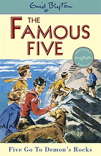19: Five Go To Demon's Rocks (Famous Five)