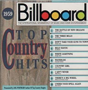 Billboard Top Country Hits 1959