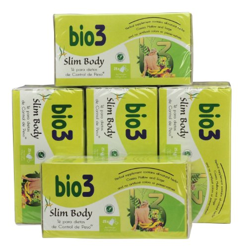 Slim Body Weight Control Tea, Pack Of 5