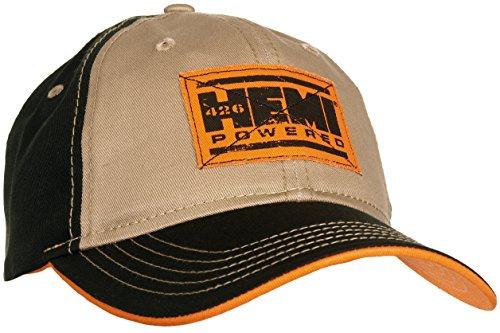 Dodge 426 HEMI Powered Khaki & Black Ball Hat (Srt8 Spark Plugs compare prices)