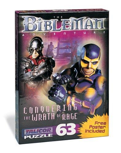 Bibleman 63 Pc Puz Wrath