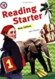 img - for Reading Starter New Edition 1 (diverse reading forms for high beginning EFL students) book / textbook / text book